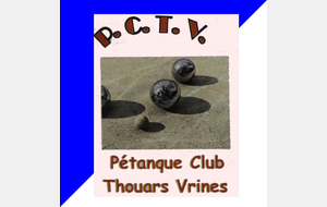 46 PETANQUE CLUB THOUARS-VRINES